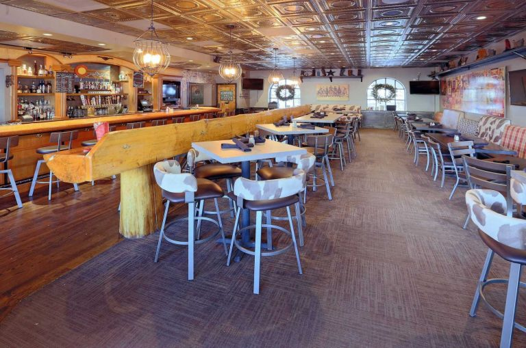 Dusty Boot Beaver Creek Dining Room Design